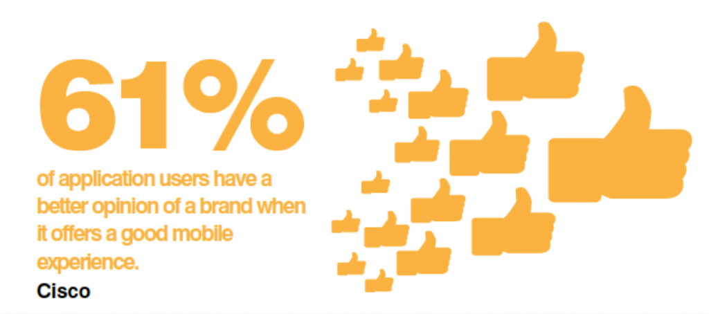 segmentation and analytics in mobile
